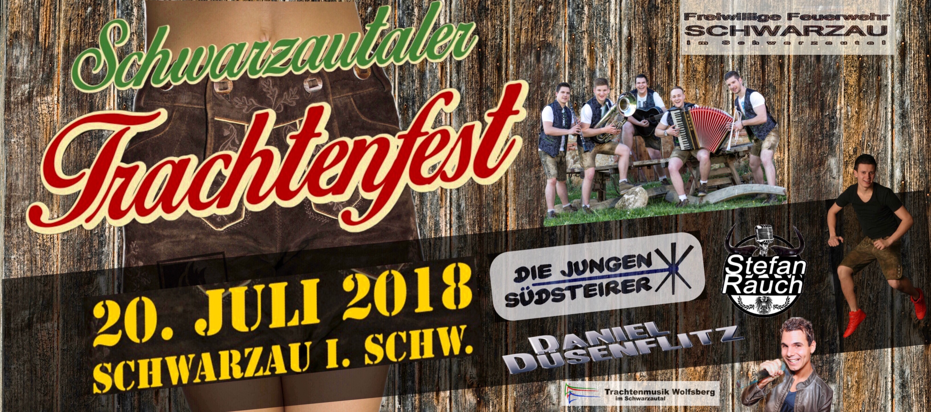 Trachtenfest/PARTY 2018